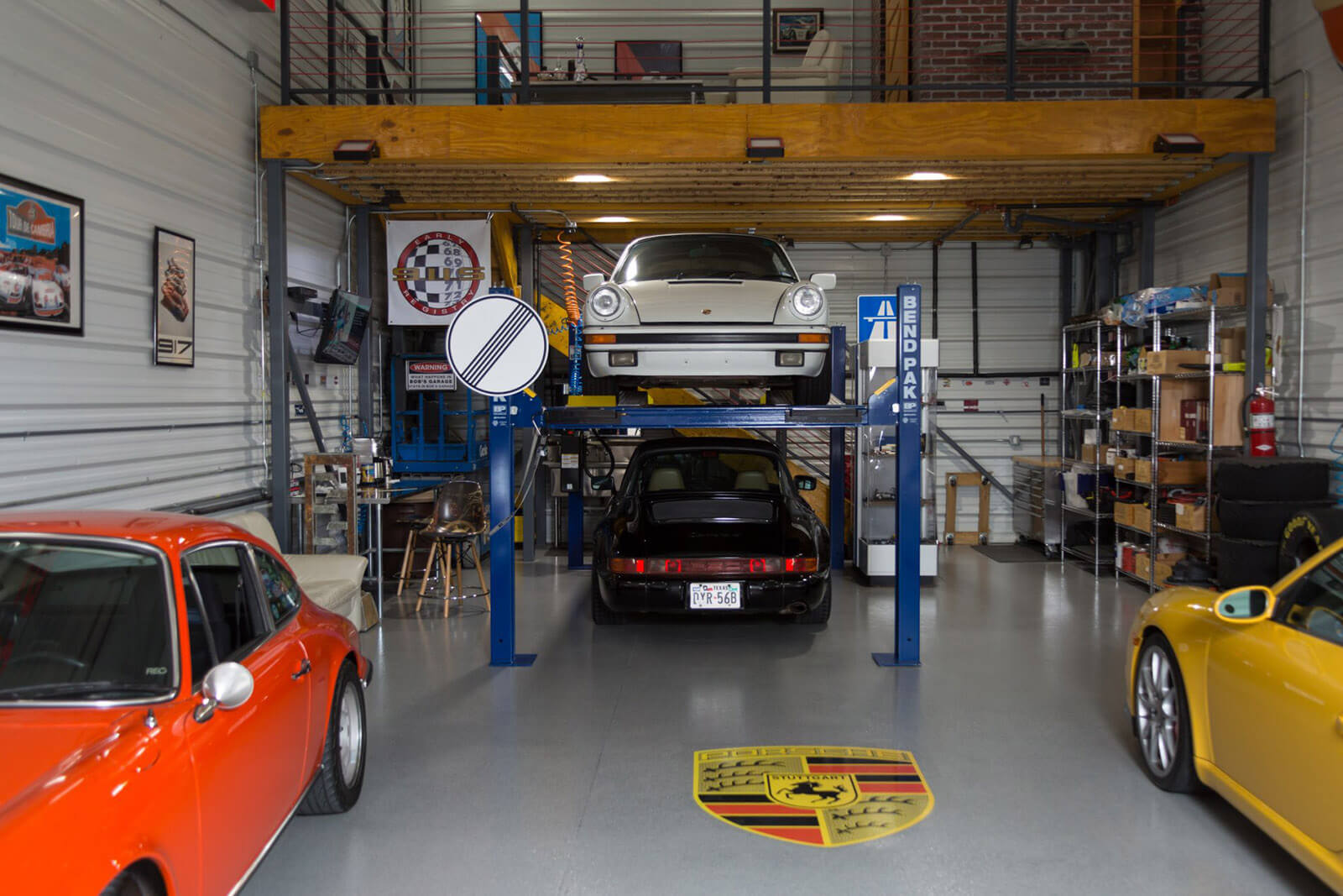 Man Cave Garage Garage For Man S Paradise: Garages Of Texas